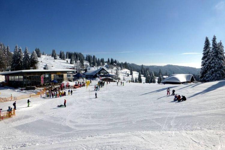 station de ski de la Forêt Noire