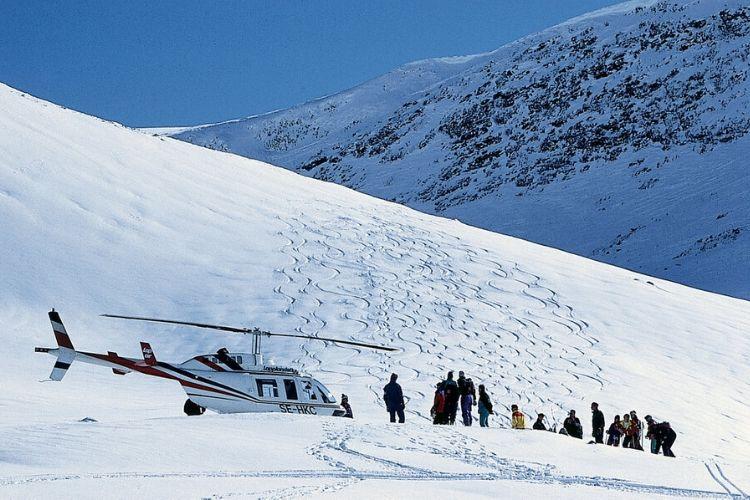 station de ski de Riksgränsen