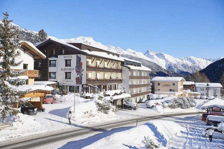 station de ski de St. Anton am Arlberg