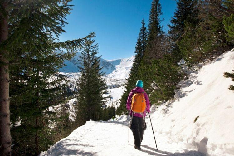 station de ski de Zakopane, Pologne