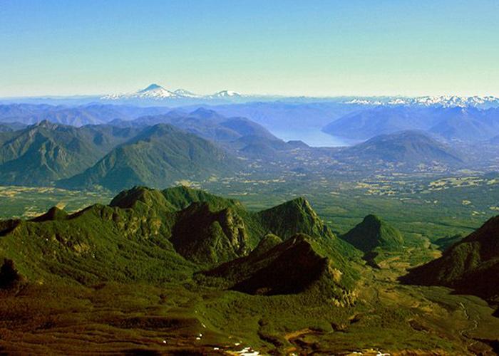 lacs chiliens